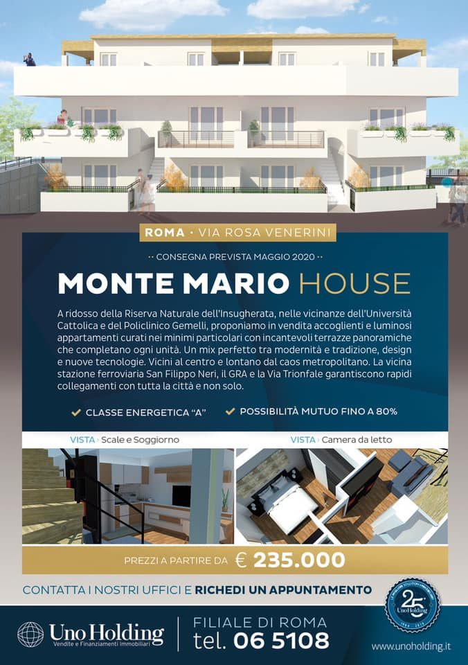 MONTE MARIO HOUSE